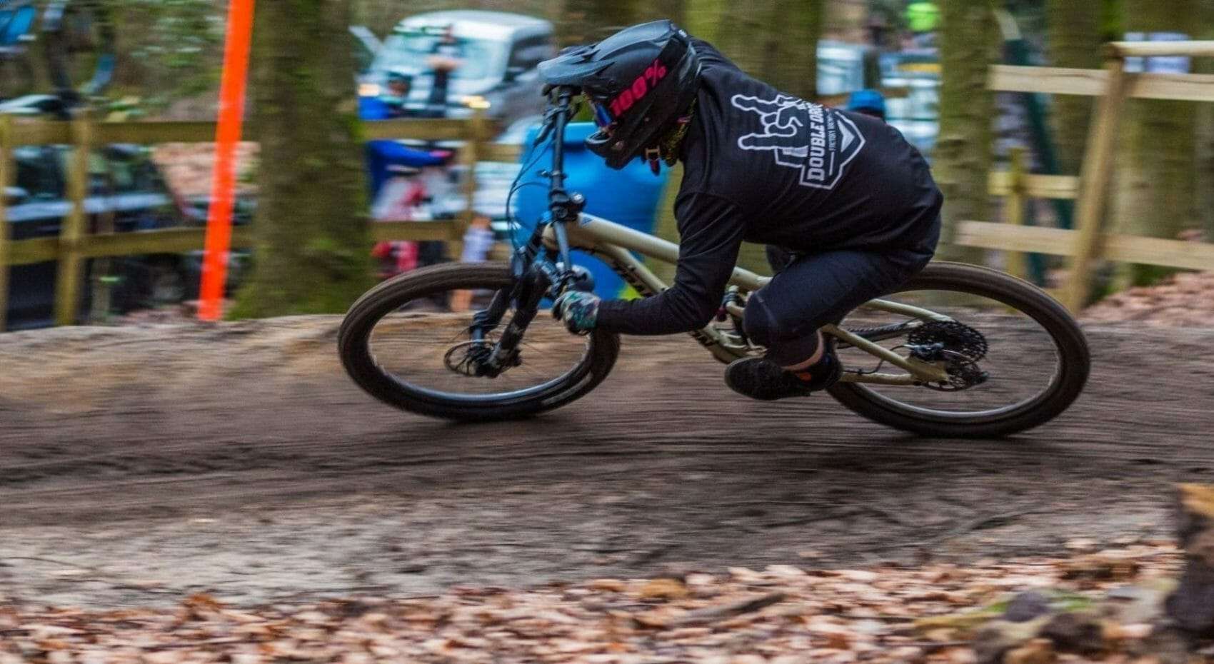 Ben matthews double drop - Transition Scout 3 - One Track Mind MTB Mag