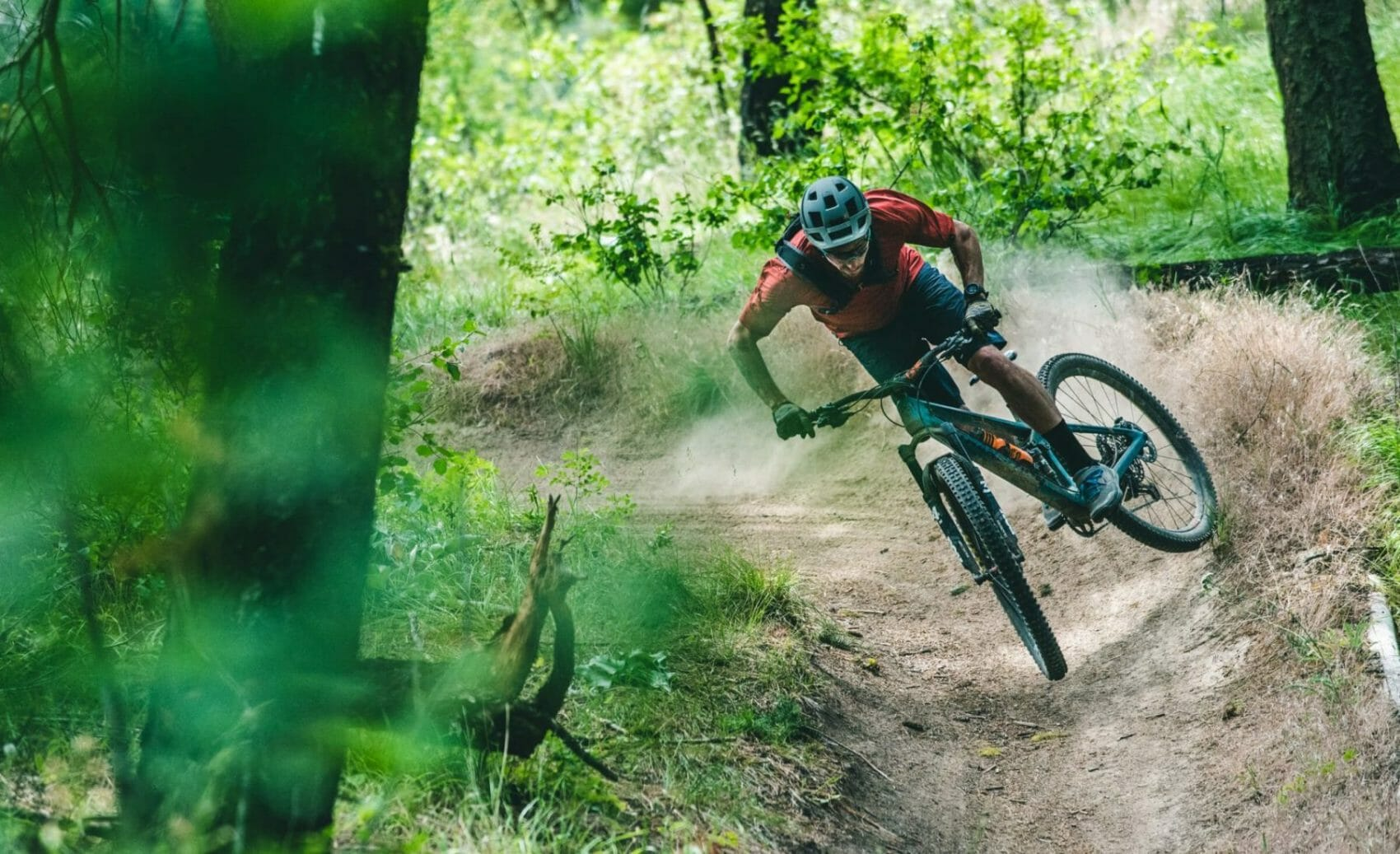 Transition Announce All-New Spur Mountain Bike