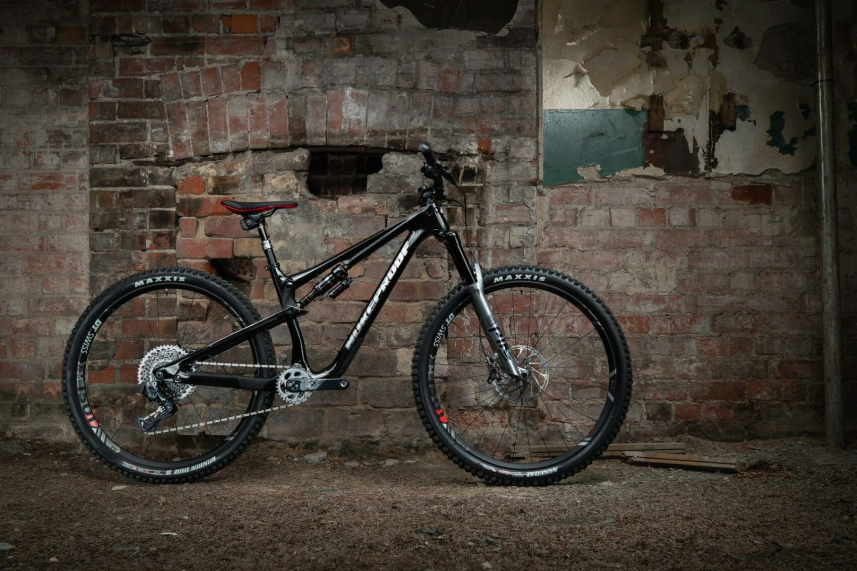 Nukeproof announce Reactor 290c WORX