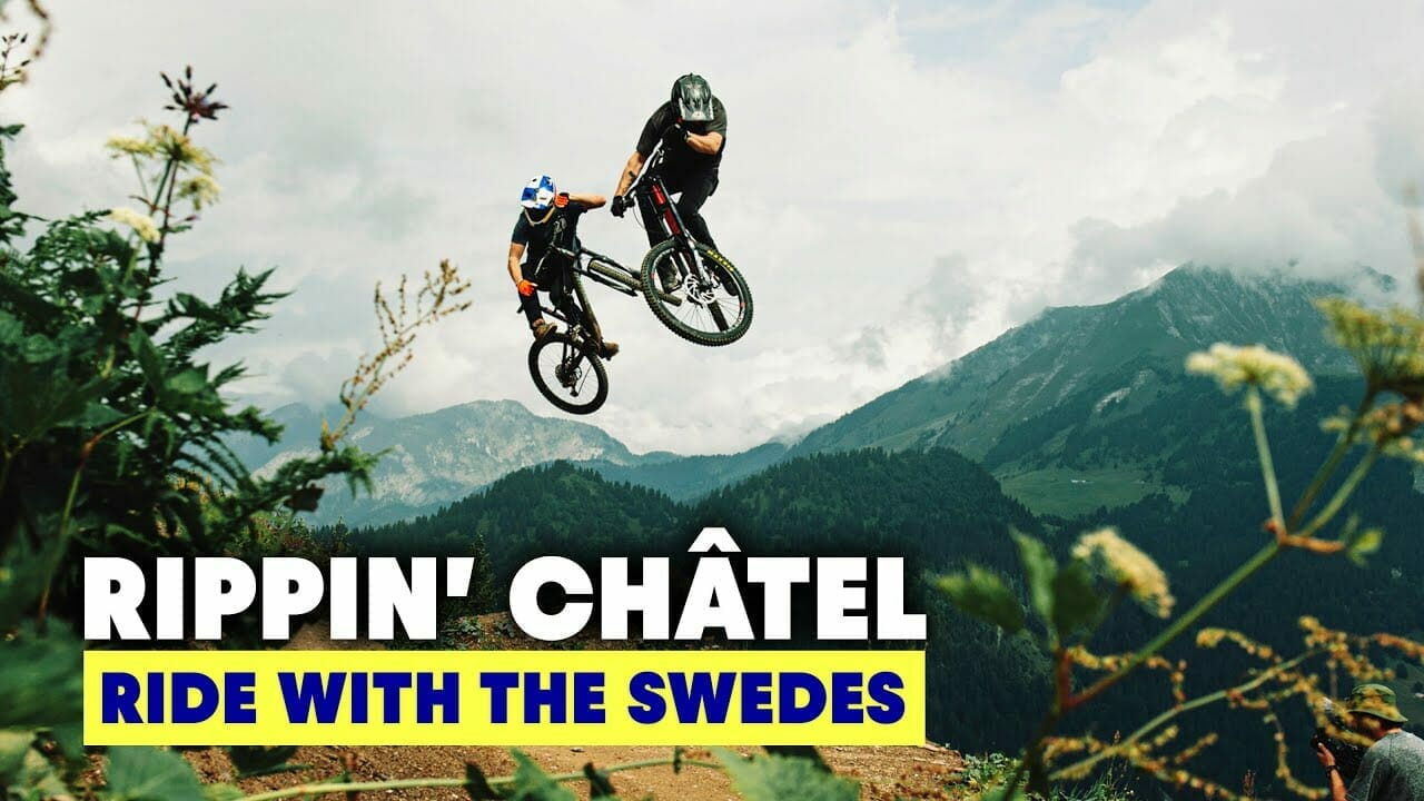 Ride with the Swedes