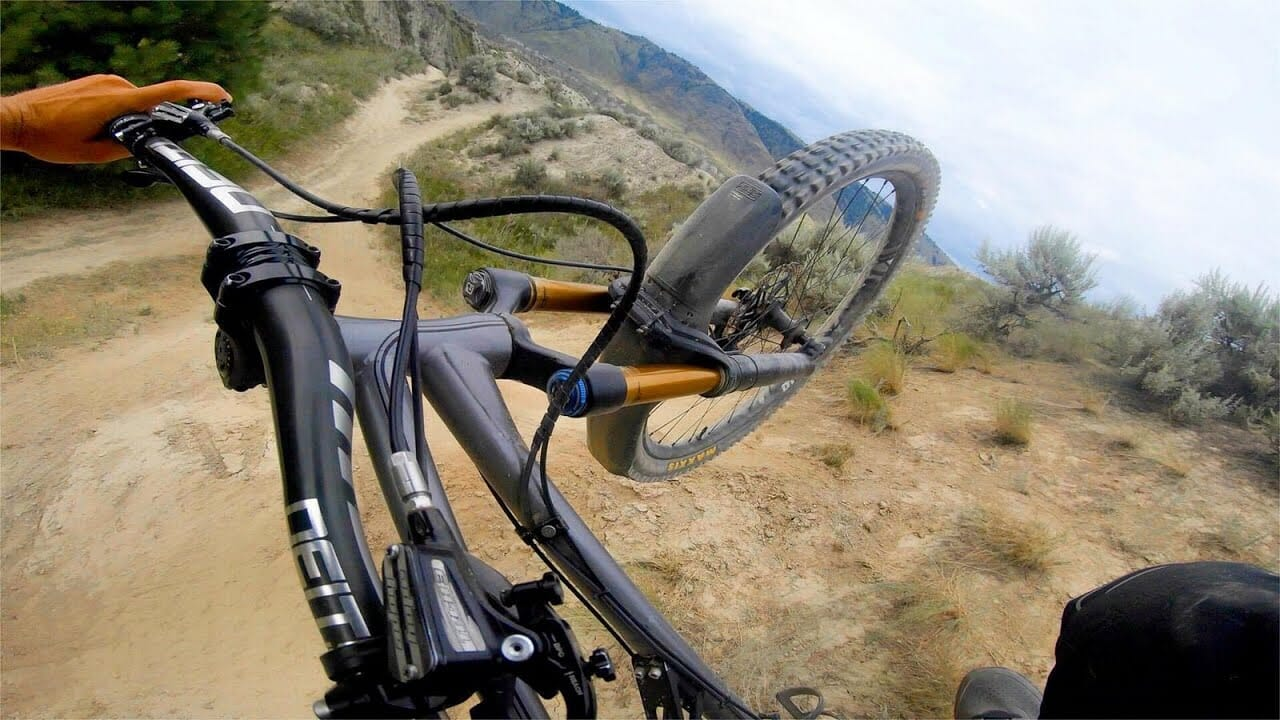#Dancontent sunday! Kamloops Bike Ranch