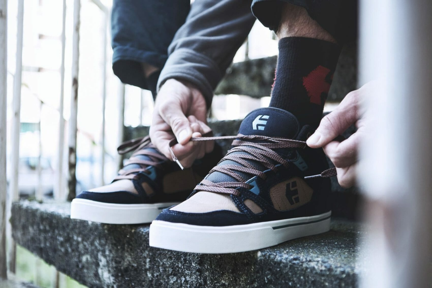 Etnies adapts and gets Winterized