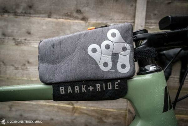 Bark + Ride Poo-Chi Top Tube bag-4