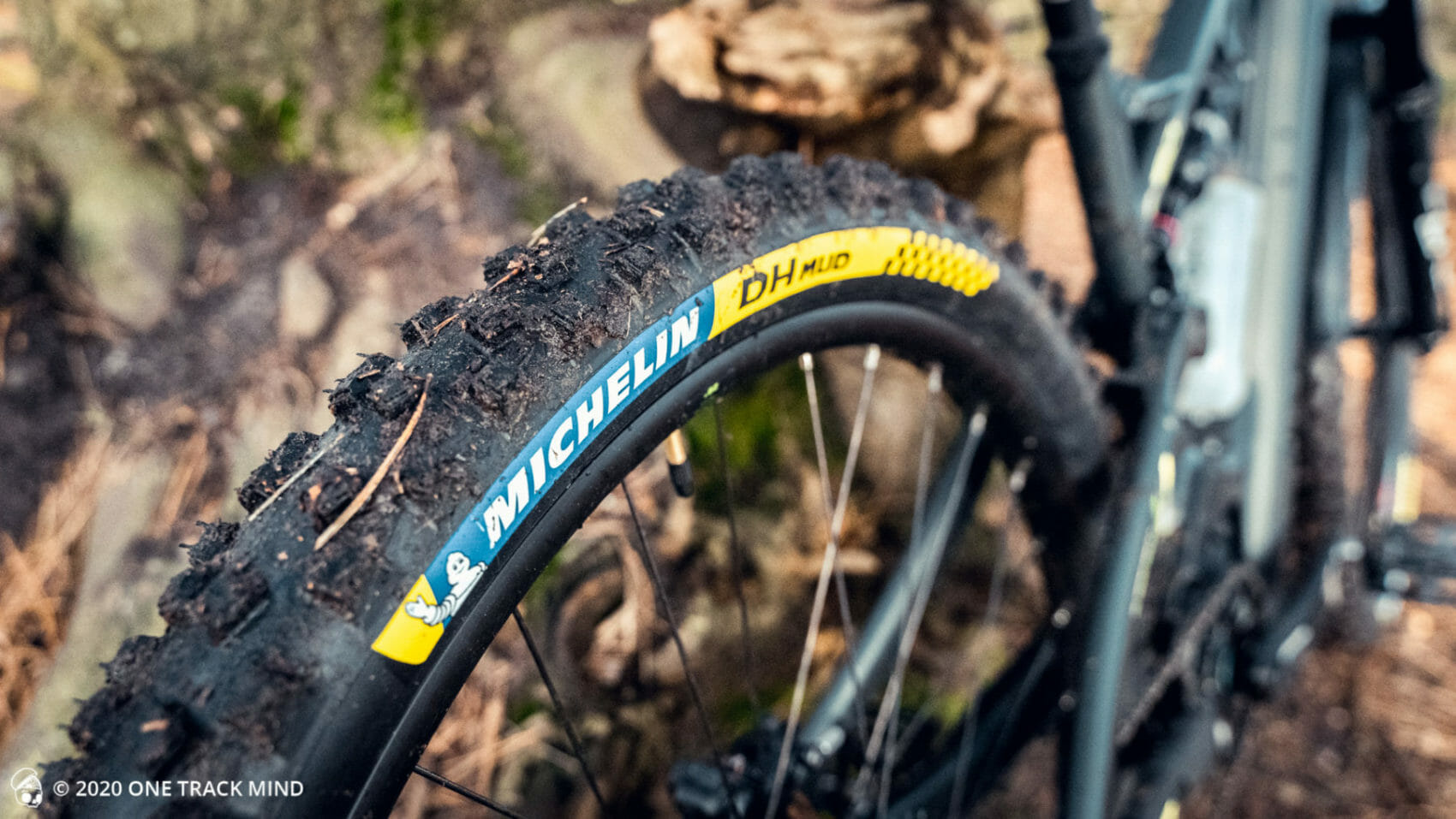 Michelin DH Mud Tyre Review