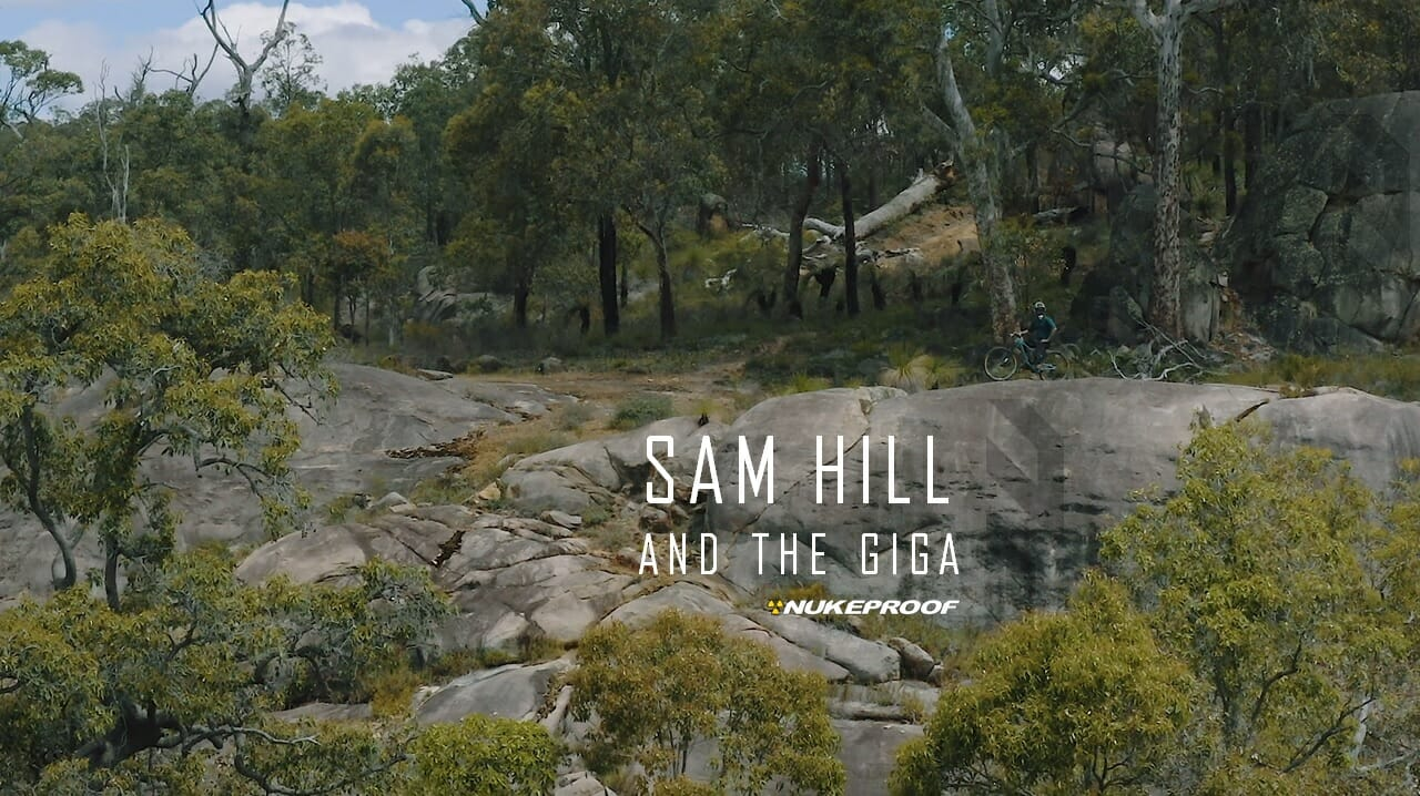 Sam Hill and the Giga