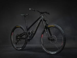 Deviate Cycles Highlander 150 Side