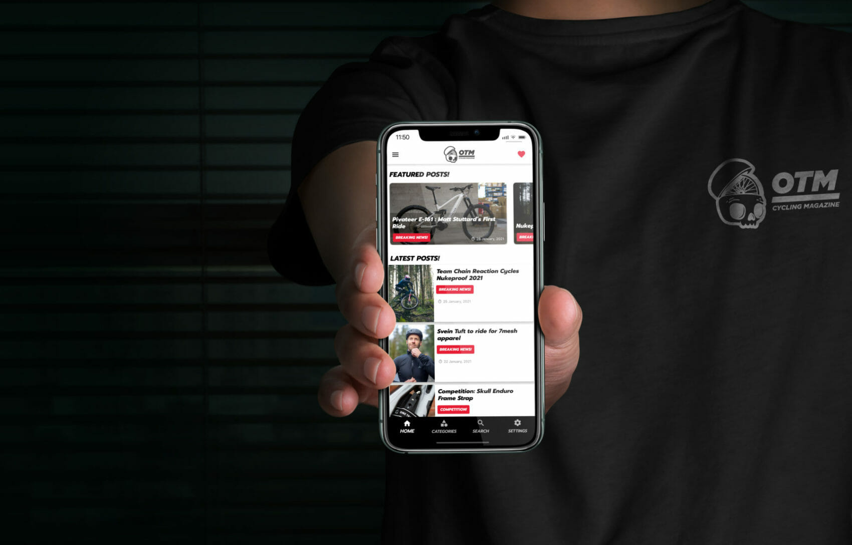 Introducing One Track Mind Mag Mobile Apps!