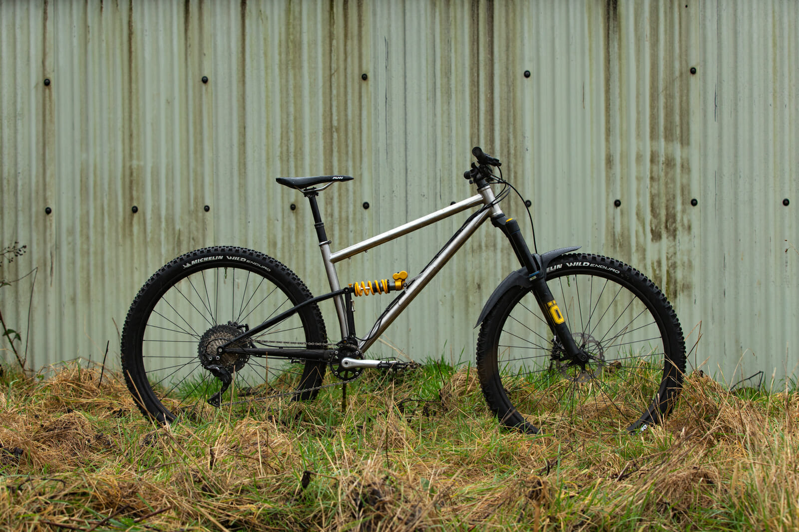 Starling Cycles announce Murmur Stainless