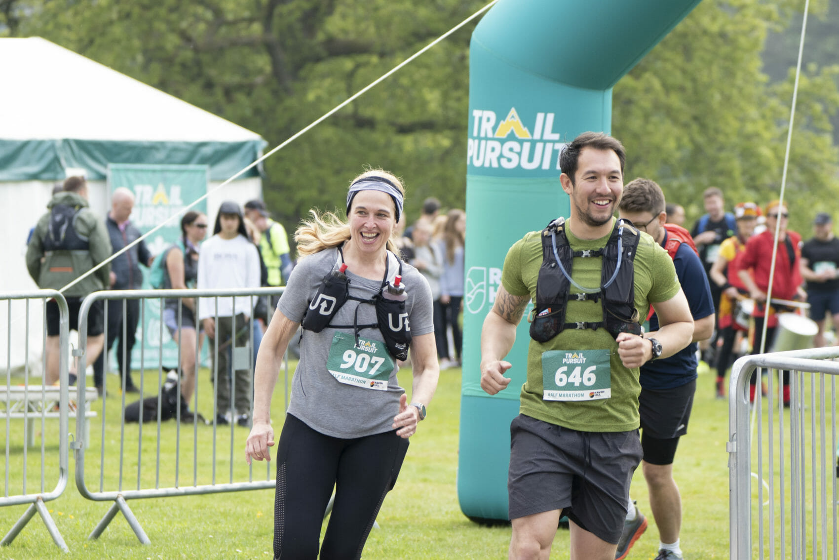 Try Trail Running with Trail Pursuit