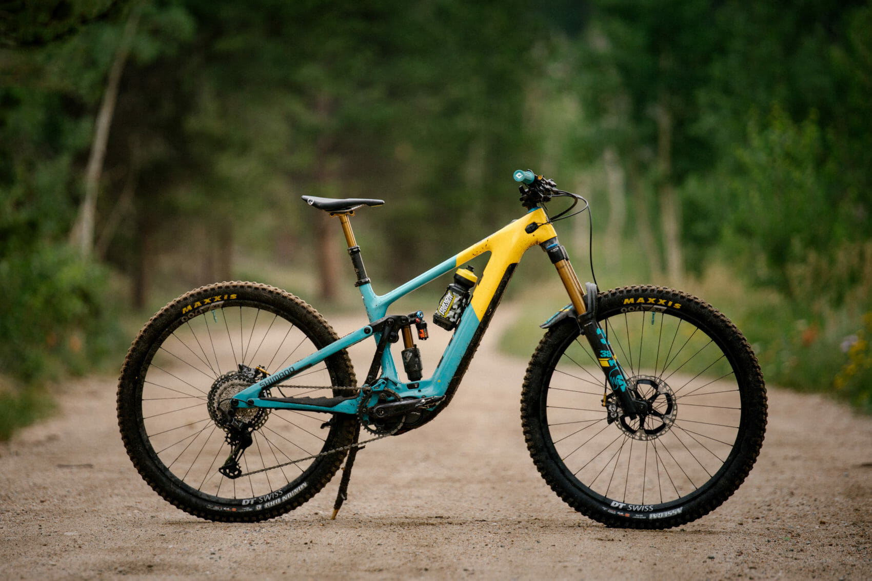 YETI CYCLES ENTERS E-MTB MARKET WITH LAUNCH OF THE RACE DRIVEN 160E